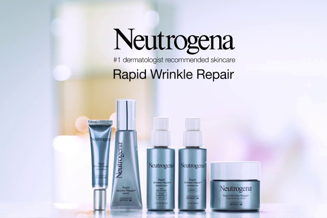 Neutrogena Rapid Wrinkle Repair Serum-The Rapid Solution for Your Skin