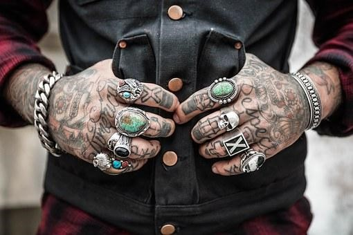Accessories for Men rings