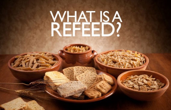 What is a refeed