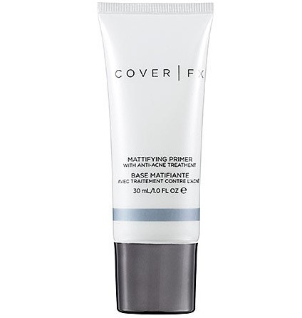 Mattifying Primer with Anti-Acne Treatment by Cover FX