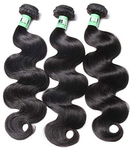 Msbeauty Hair Peruvian Remy Hair Body
