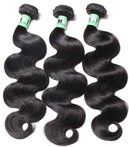 Msbeauty Hair Peruvian Remy Hair Body