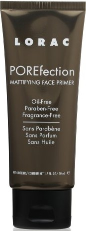 POREfection Mattifying Face Primer by Lorac cosmetics
