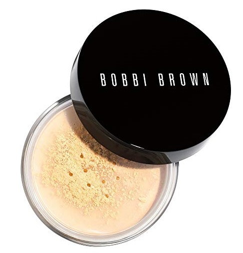 Sheer Finish Loose Powder Golden Orange